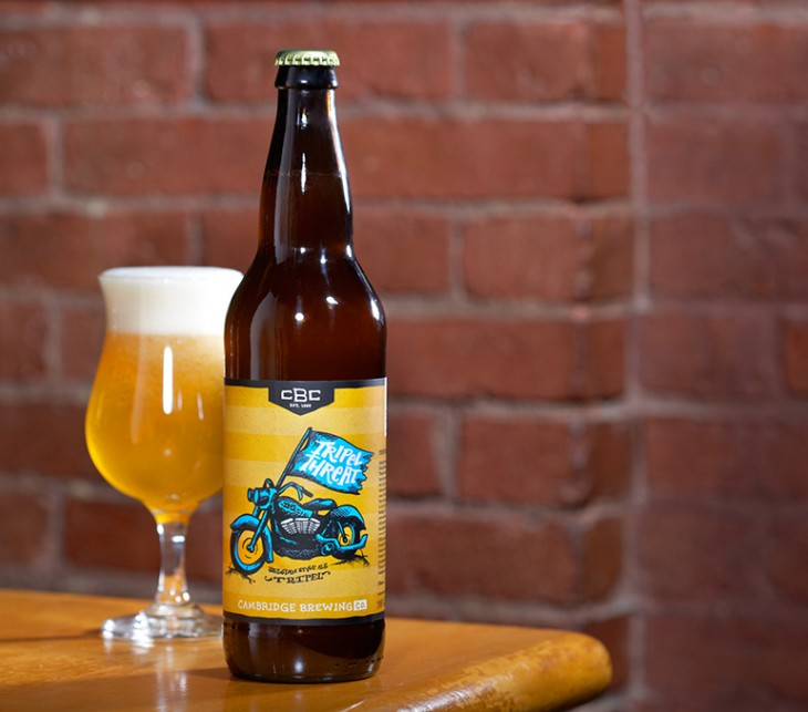 Cambridge Brewing Company | Bottling Project