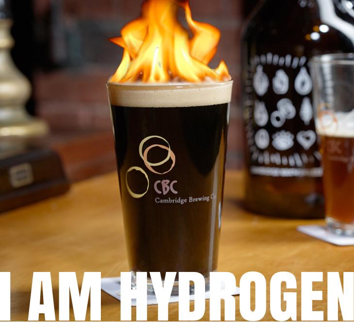 I AM HYDROGEN