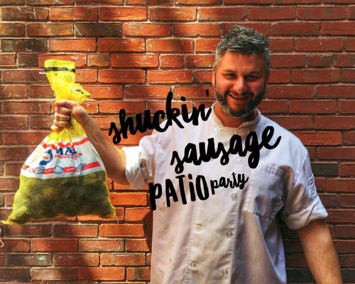 Shuckin Sausage