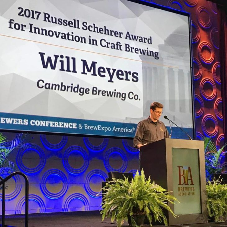 Will Meyers - Russell Schehrer Award