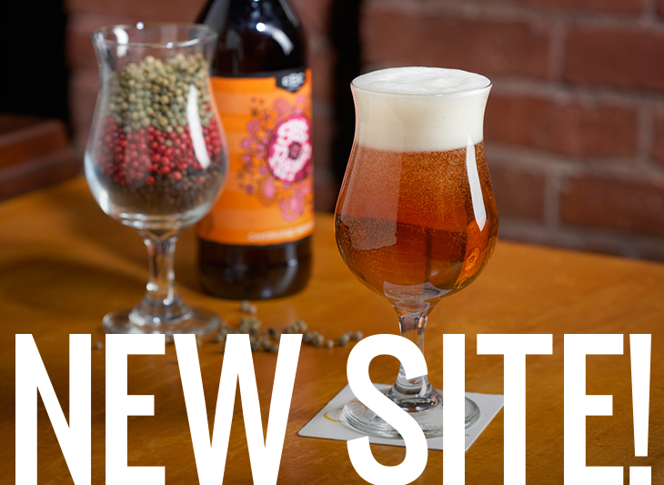 Cambridge Brewing Company | New Site