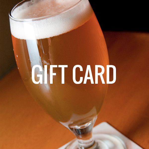 Cambridge Brewing Company Gift Card